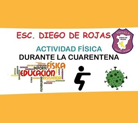 Buenas Prácticas: Blog de Educación Física – Esc. Diego de Rojas