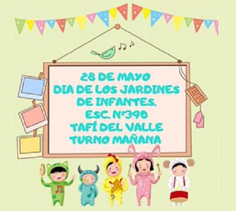 Buenas prácticas: Escuela N° 390 – Tafí Del Valle