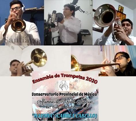 Havana (Trompetas) – Conservatorio Provincial de Música