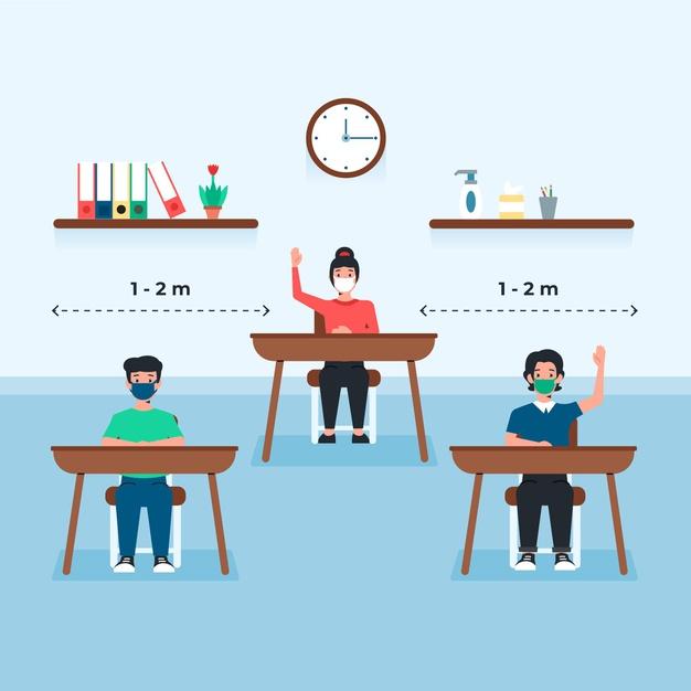 Escenarios combinados para enseñar y aprender: escuelas, hogares y pantallas